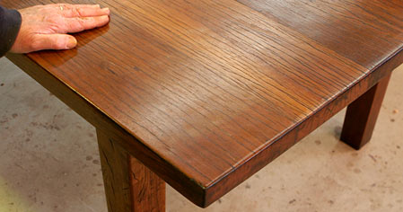 Recycled Timber Solid Furniture Made From Australian